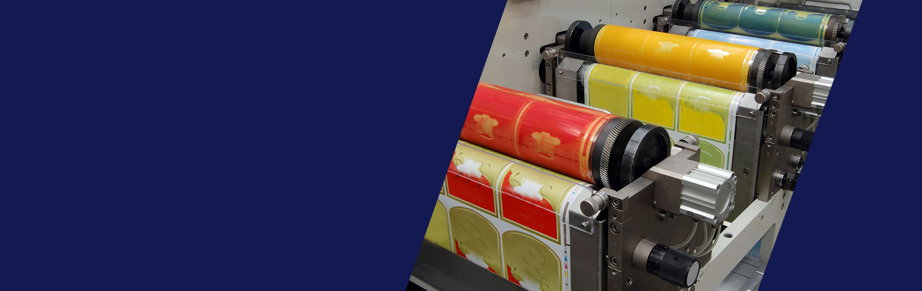 Flexography Printing - Acro Labels